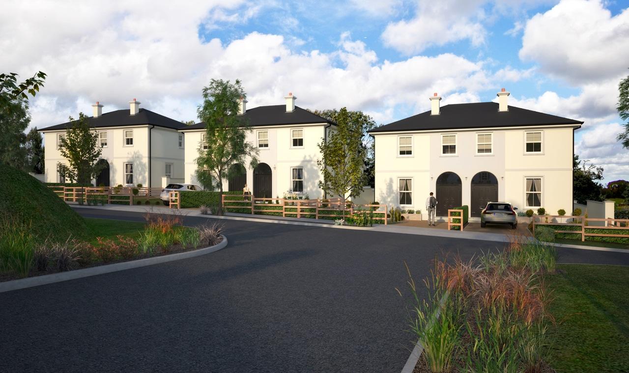Ballintine Park, Allen, House Type B